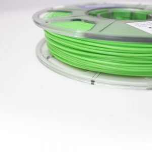 Light green filament