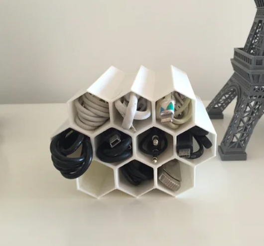 3D printed cable organizer